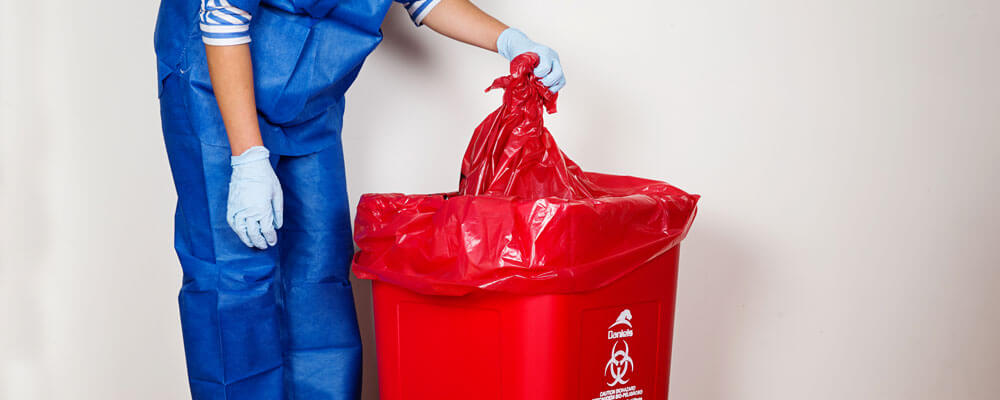 Risks and Consequences of Improper RMW Disposal | Daniels Health