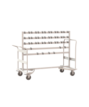 64 Series Large Internal Delivery Cart