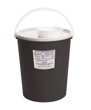RCRA Hazardous Waste Container 3 Gallon