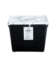RCRA Hazardous Waste Container 8 Gallon