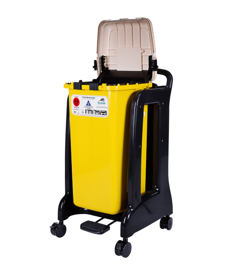 Chemotherapy Waste Container - Reusable Chemosmart CT64