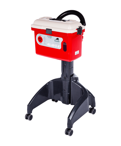 Cartsmart 1 Mobile Cart for Medical Waste Containers
