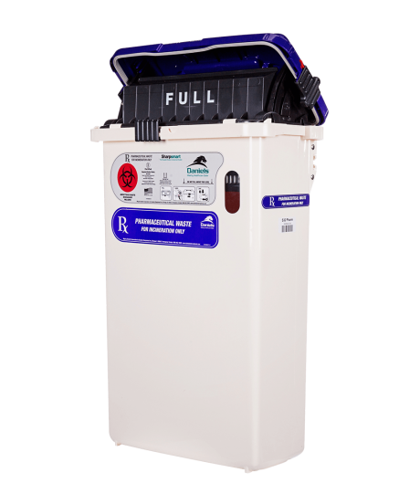 Pharmasmart Pharmaceutical Waste Container