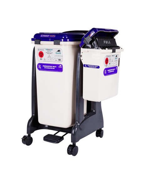 Pharmaceutical Waste Container Pharmasmart Waste Collector