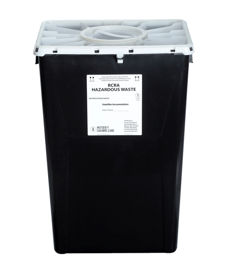RCRA Hazardous Waste Container 18 Gallon