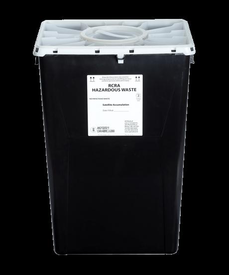 RCRA Hazardous Waste Container 18 Gallon