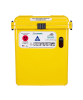 Chemotherapy Waste Containers - Reusable Chemosmart CT22