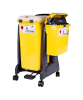 Chemotherapy Waste Containers In Various Sizes With Mobility Options.